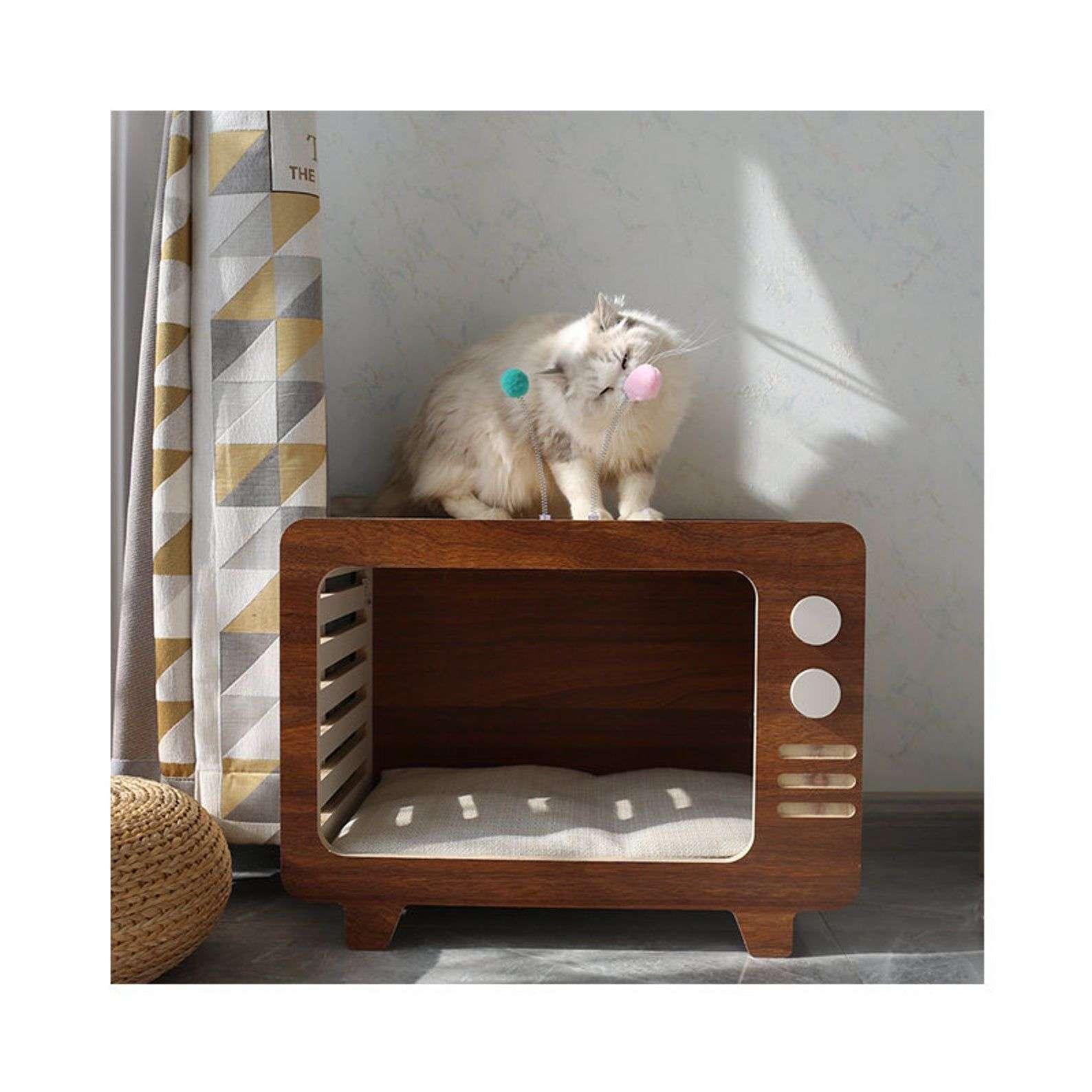 TİVİO Kedi Evi